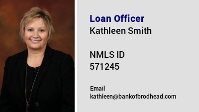 Loan Officer Kathleen Smith