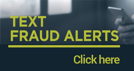 TEXT FRAUD ALERTS